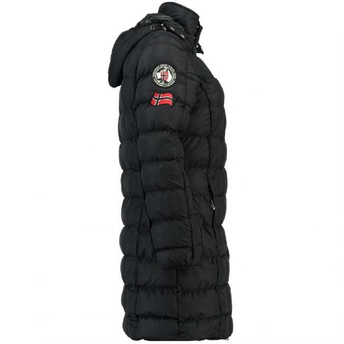 PACK 10 JACKETS BARBOUILLE LADY BLACK YOU 056 2