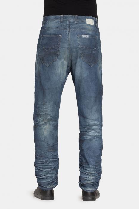 PACK 10 JOGGER JEANS BAGGY 2