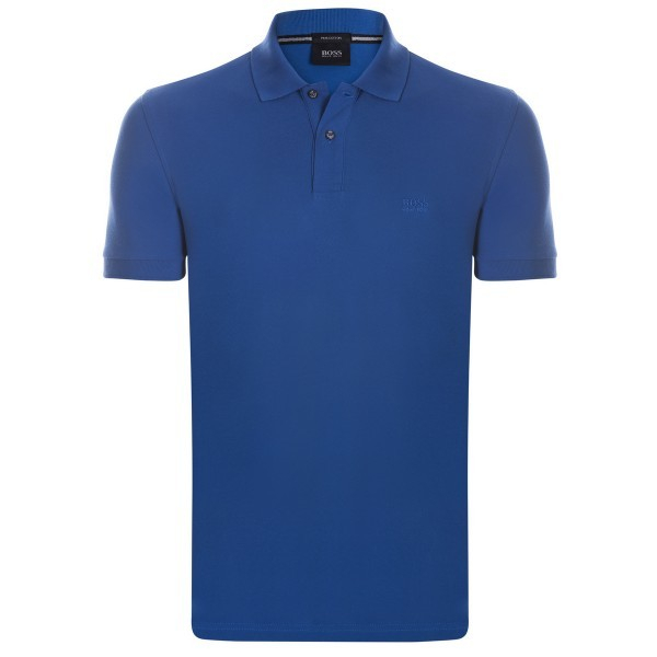 PACK 10 Polo By Hugo Boss Black Label -Blue Sax 0
