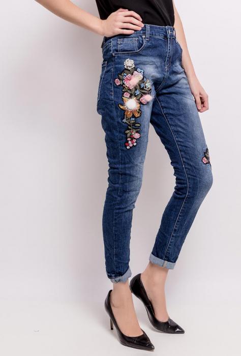 PACK 10 STARBEST women jeans (cu broderie) 0