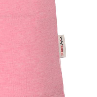 PACK 12 LEE COOPER T-SHIRT SOFT PINK 2