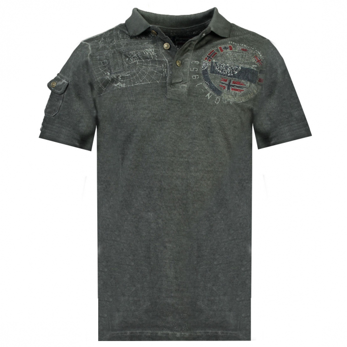 PACK 24 POLO'S KINFLAT SS BOY 100 4