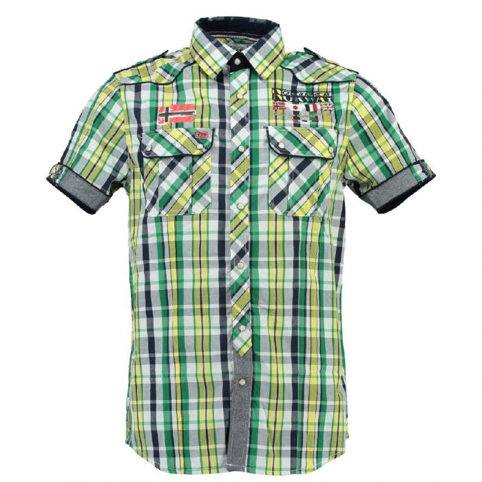 PACK 24 SHIRTS ZEMPOLA SS BOY 001 5