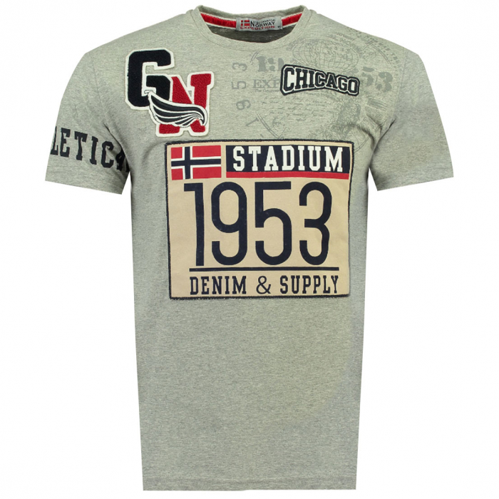 PACK 30 T-SHIRT'S JAMPION SS MEN 100 5