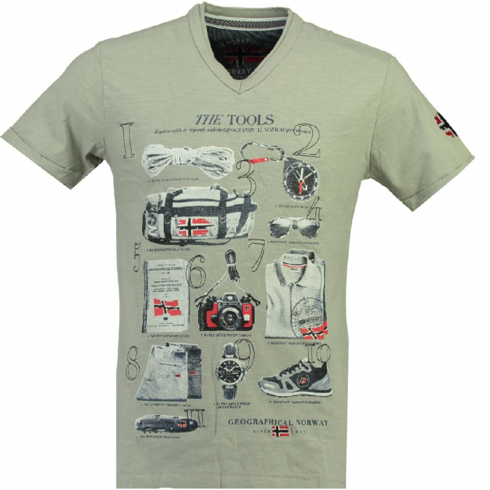 PACK 30 T-SHIRT'S JANDIAMO SS MEN 200 4