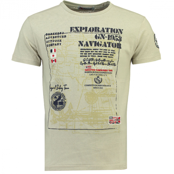 PACK 30 T-SHIRT'S JORBAY SS MEN 100 4