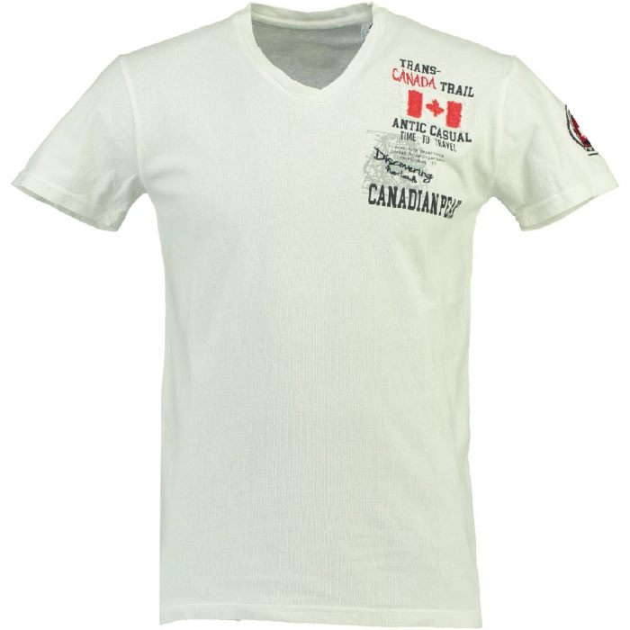 PACK 30 T-SHIRTS JANTRAIL SS MEN 100 CP 3