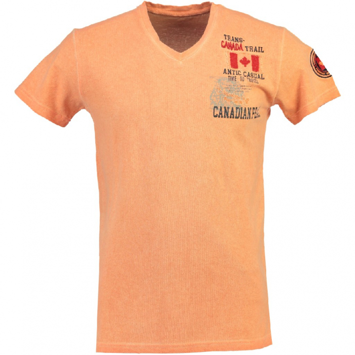 PACK 30 T-SHIRTS JANTRAIL SS MEN 100 CP 6
