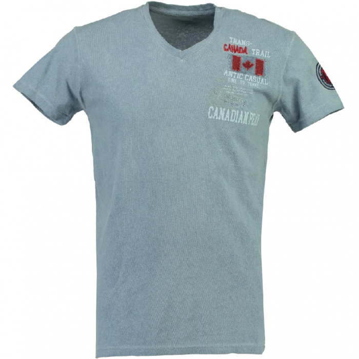 PACK 30 T-SHIRTS JANTRAIL SS MEN 100 CP 5