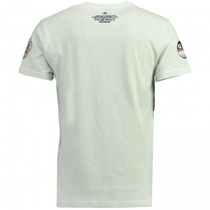 PACK 36 T-SHIRT'S JINGSLEY SS MEN NEW 100 4