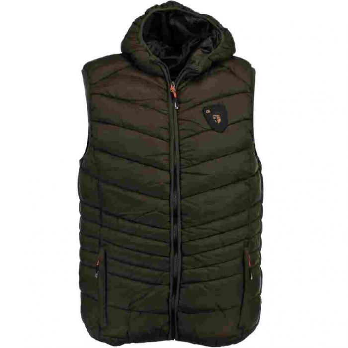 PACK 36 VESTS VOLCANO VEST MEN BASIC COLLAR 001 4