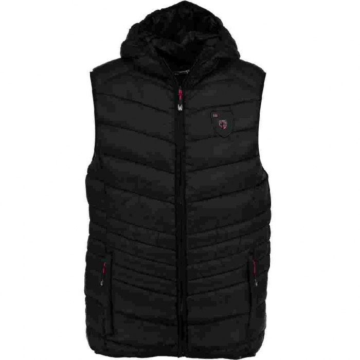 PACK 36 VESTS VOLCANO VEST MEN BASIC COLLAR 001 0