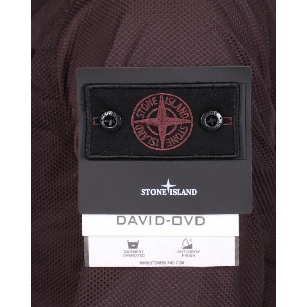 PACK 5 STONE ISLAND David-OVD Field Jacket - Camel 3