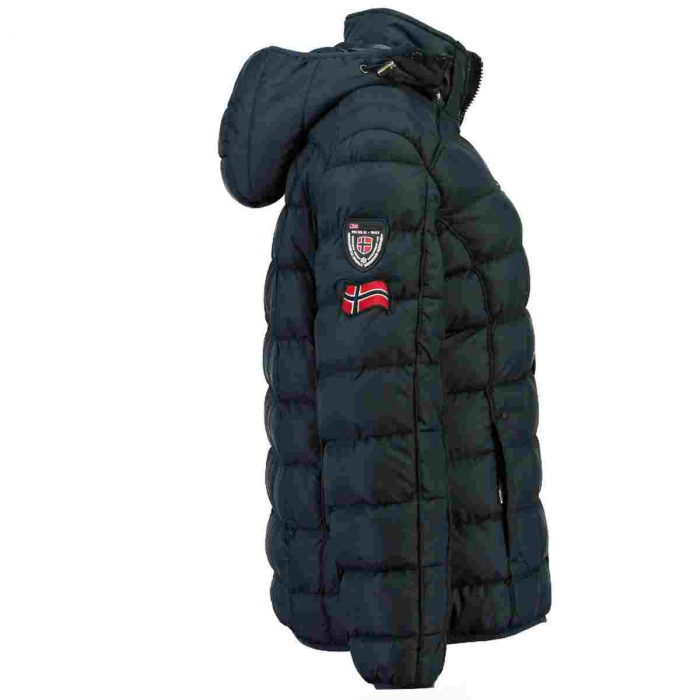 PACK 7 JACKETS BABETTE LADY LONG NAVY STV 056 1