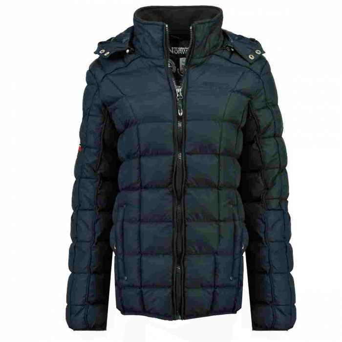 PACK 7 JACKETS BABETTE LADY LONG NAVY STV 056 0