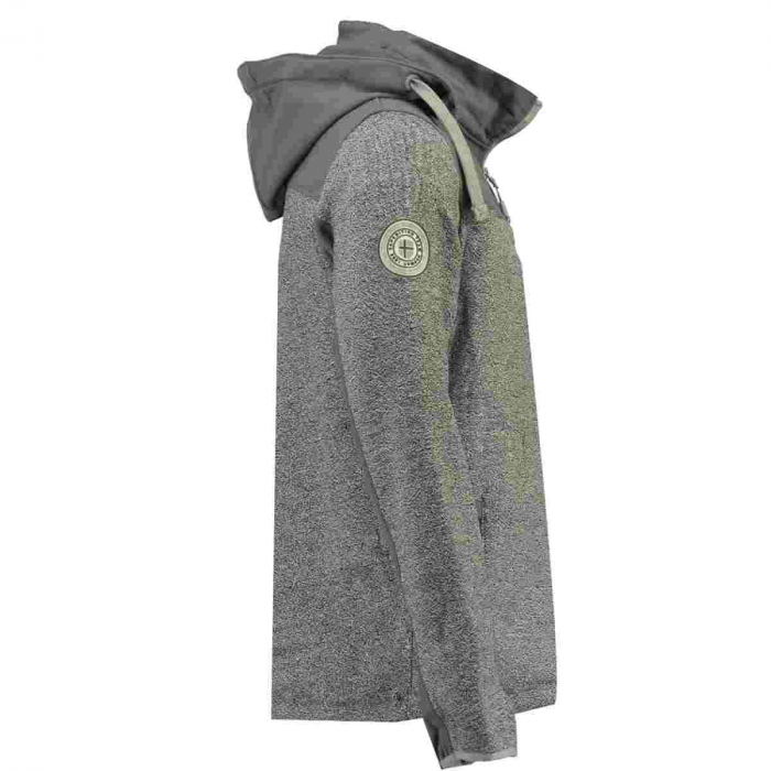 PACK 7 PARKAS TJHON MEN GREY 025 STV 2
