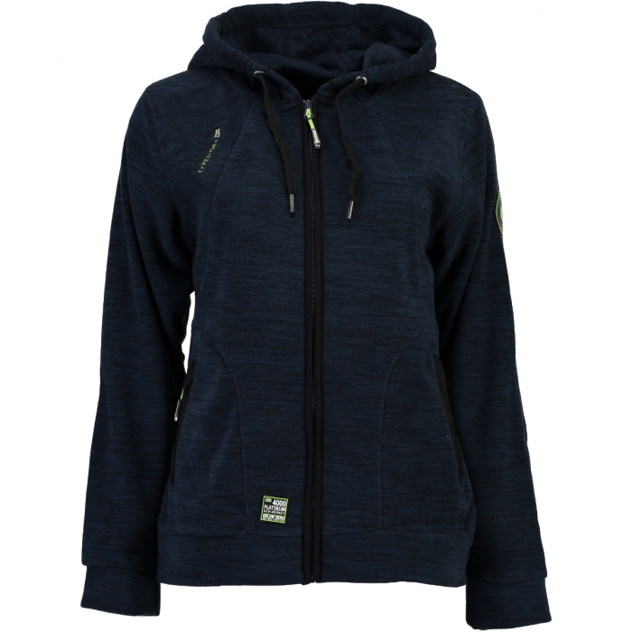 PACK 7 PARKAS TWELVE LADY A NAVY 007 STV 2