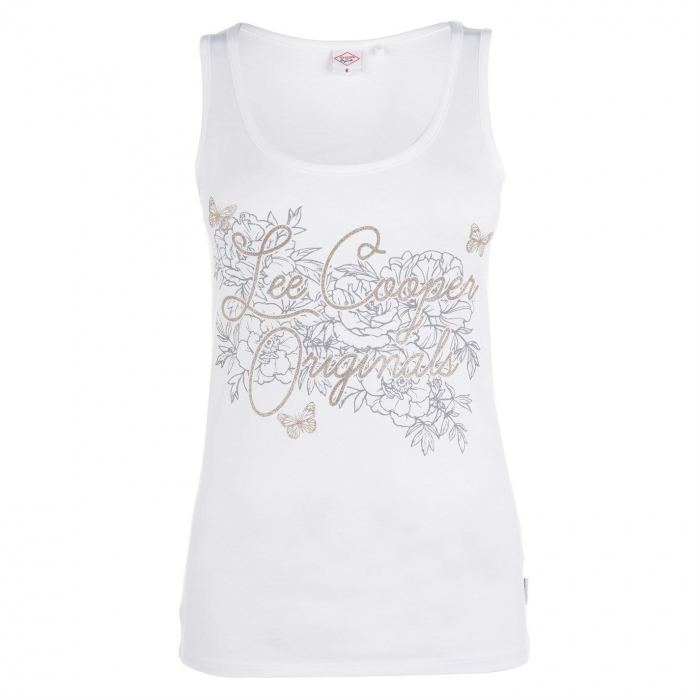 PACK 8-LEE COOPER TANK TOP 0