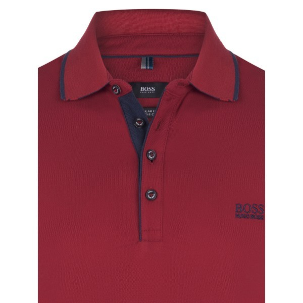 PACK 10 Polo By Hugo Boss Black Label - Red 1