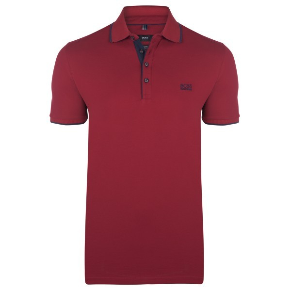 PACK 10 Polo By Hugo Boss Black Label - Red 0