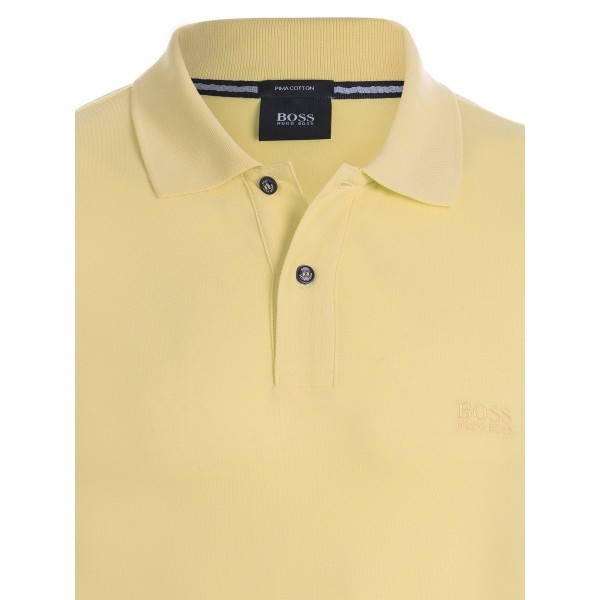 PACK 10   Polo By Hugo Boss Black Label - Yellow 1