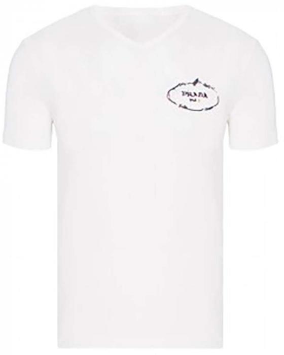 PACK 10 Prada Men's T-Shirt Crew Neck 2