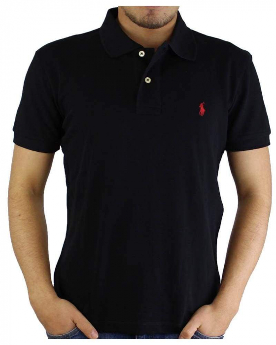 PACK 10 Ralph Lauren Custom Fit Men's Polo Shirts Small Pony 4