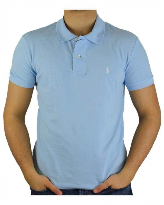 PACK 10 Ralph Lauren Custom Fit Men's Polo Shirts Small Pony 2