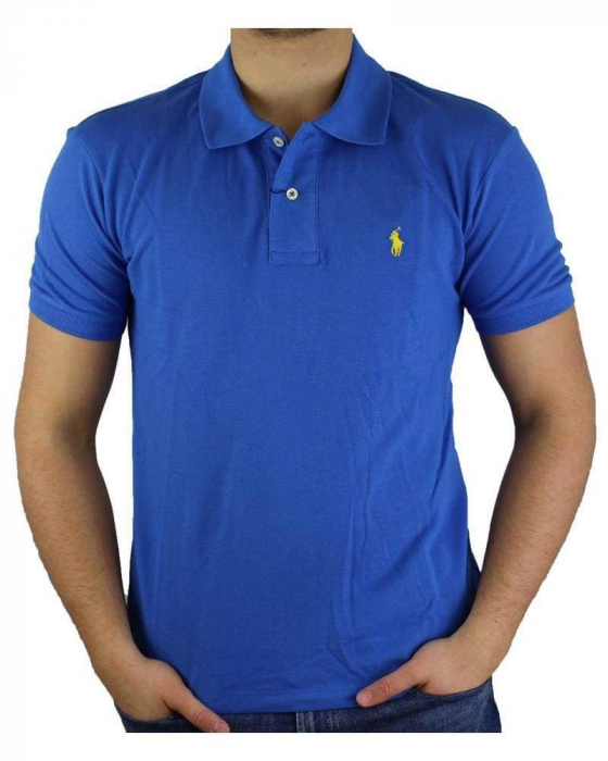 PACK 10 Ralph Lauren Custom Fit Men's Polo Shirts Small Pony 3