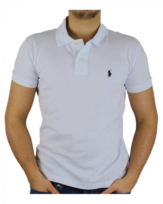 PACK 10 Ralph Lauren Custom Fit Men's Polo Shirts Small Pony 6
