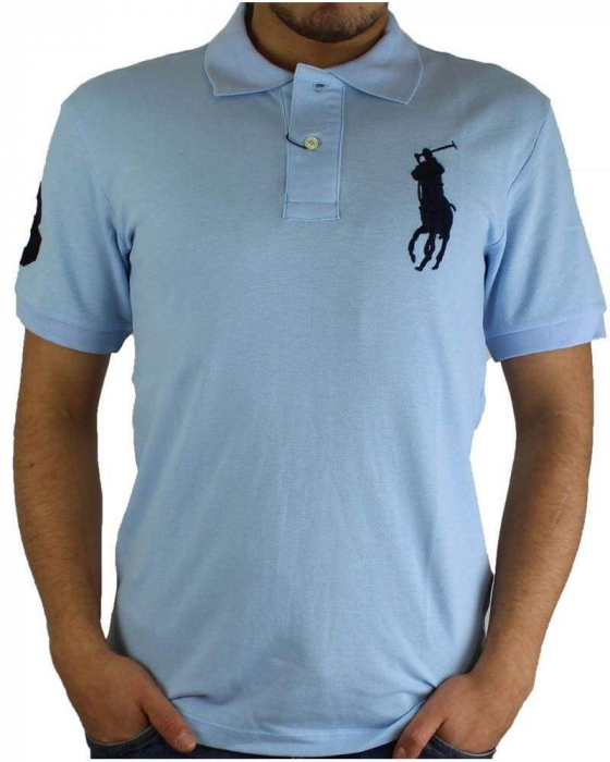 PACK 10 Ralph Lauren Custom Fit Men's Polo Shirts Big Pony 4