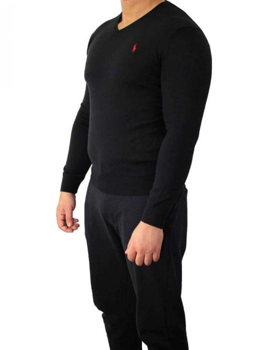 PACK 10 Ralph Lauren V Neck Men's Pullover Lila 6