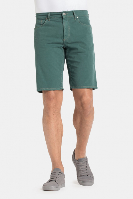 SHORT IN CANVAS STRETCH STYLE 721 0