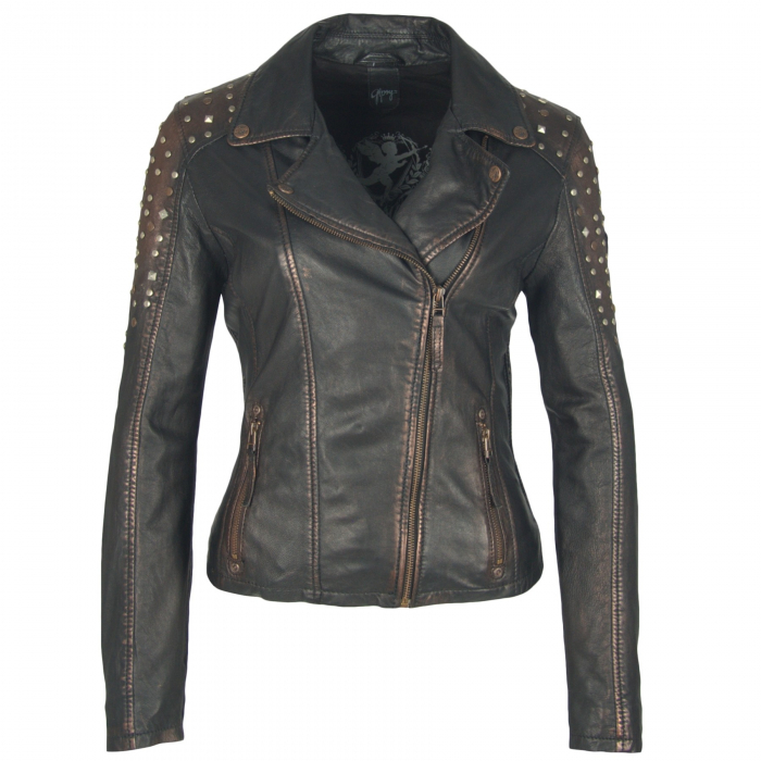 Ladies short jacket Studdy W19 LARETV 0