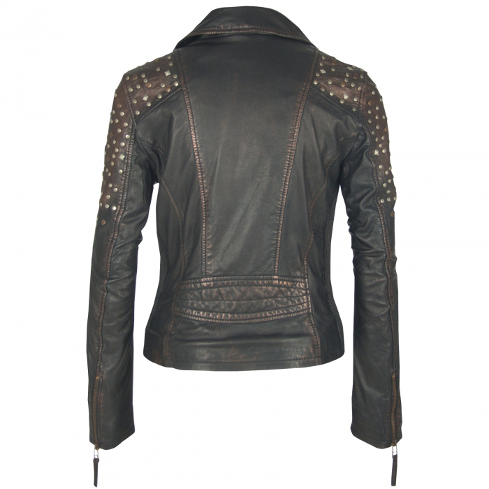 Ladies short jacket Studdy W19 LARETV 1