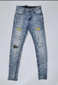 PACK 12 Jeans Man Terance Kole 0