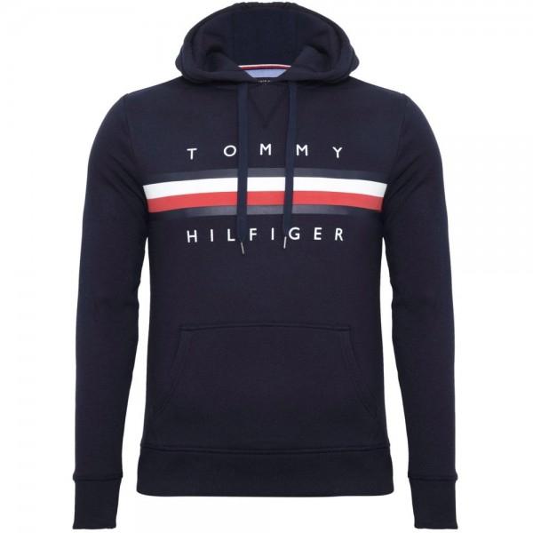 PACK 5 TOMMY HILFIGER Drawstring Logo Hoodie• Navy 0
