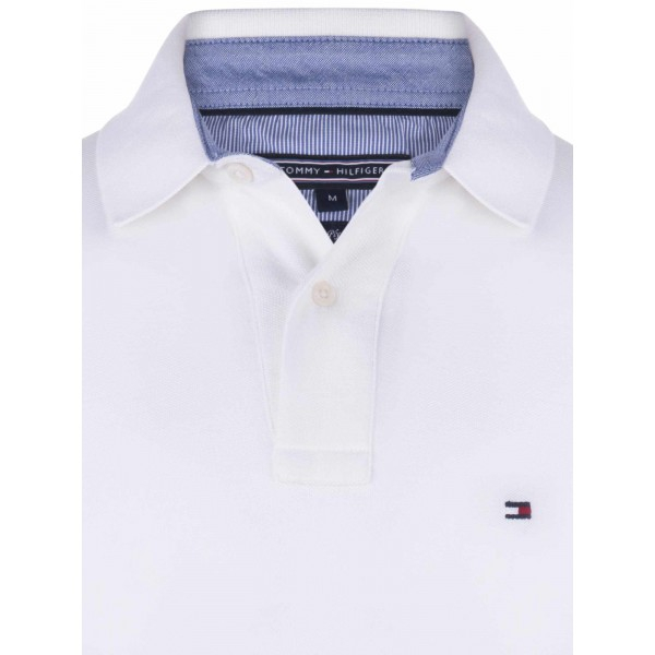 PACK 5 Tommy Hilfiger Men's Polo Shirts 1