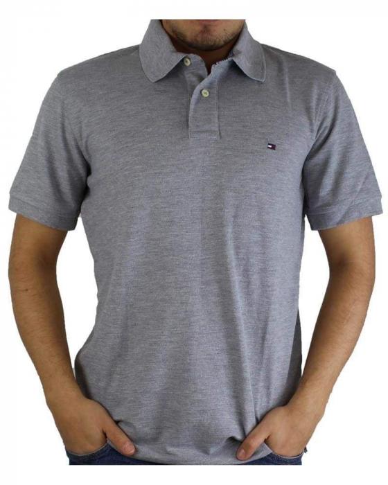 PACK 10 Tommy Hilfiger Men's Polo Shirts Regular Fit 1