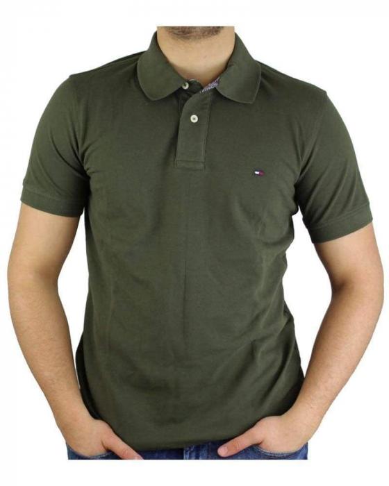 PACK 10 Tommy Hilfiger Men's Polo Shirts Regular Fit 2