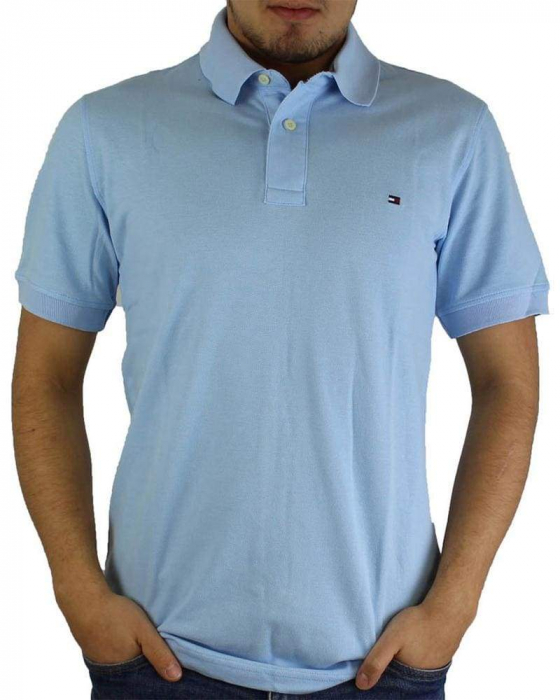 PACK 10 Tommy Hilfiger Men's Polo Shirts Regular Fit 3