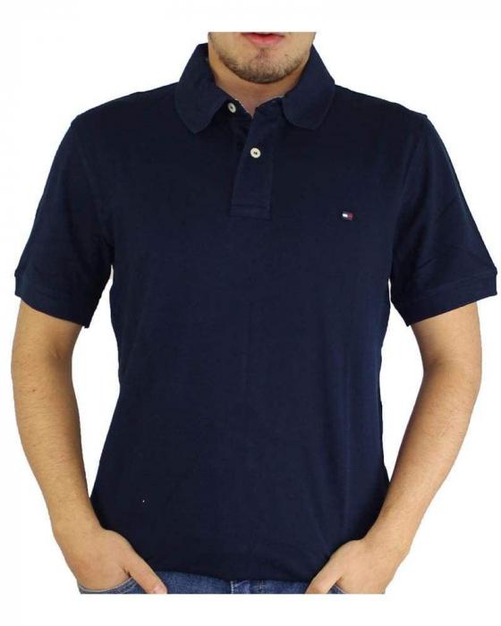 PACK 10 Tommy Hilfiger Men's Polo Shirts Regular Fit 4