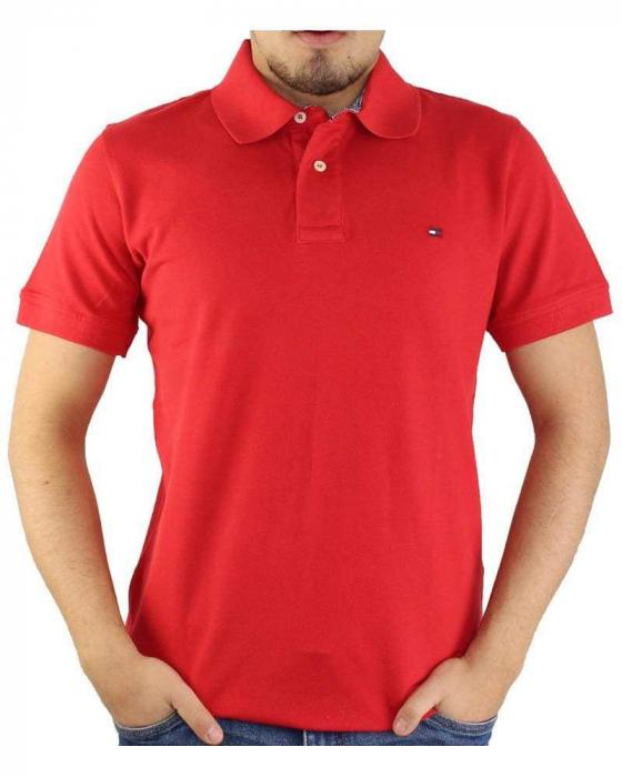PACK 10 Tommy Hilfiger Men's Polo Shirts Regular Fit 5