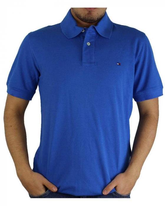 PACK 10 Tommy Hilfiger Men's Polo Shirts Regular Fit 6