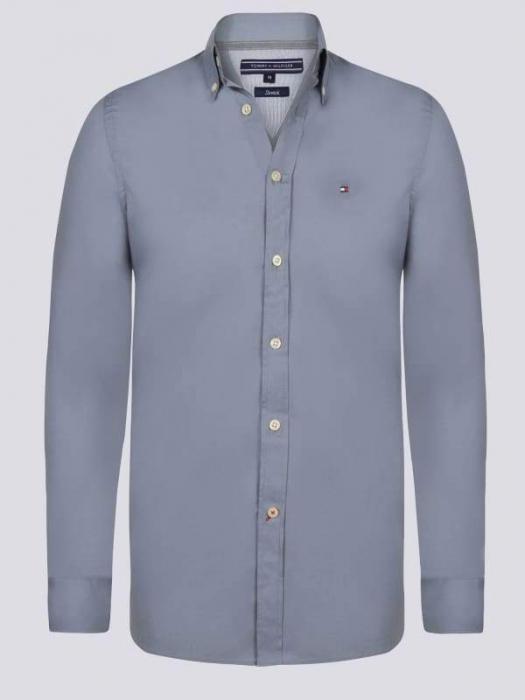 PACK 8 Tommy Hilfiger Men's Shirt Gray 0