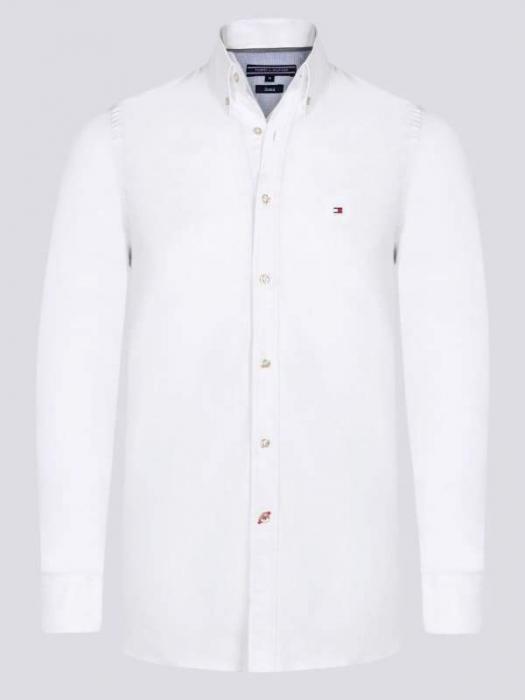 PACK 8 Tommy Hilfiger Men's Shirt White 0