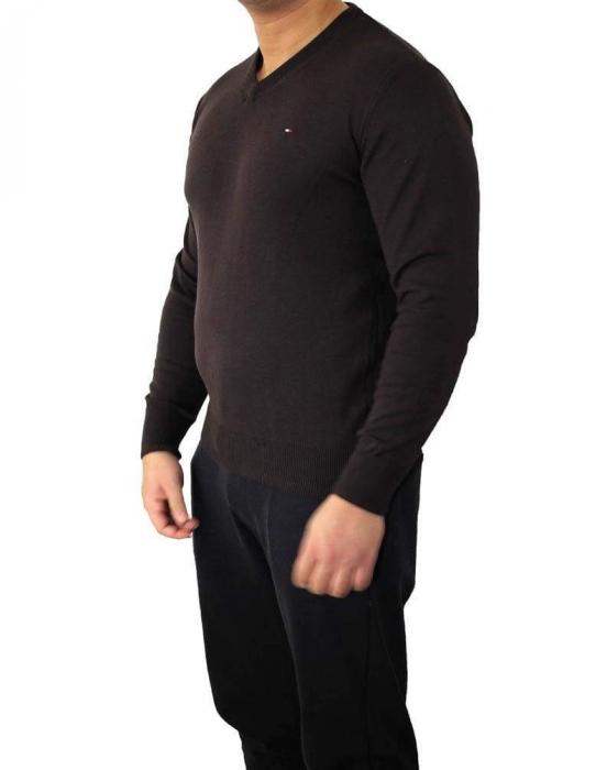 PACK 10 Tommy Hilfiger V Neck Men's Pullover 1
