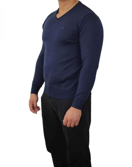 PACK 10 Tommy Hilfiger V Neck Men's Pullover 2