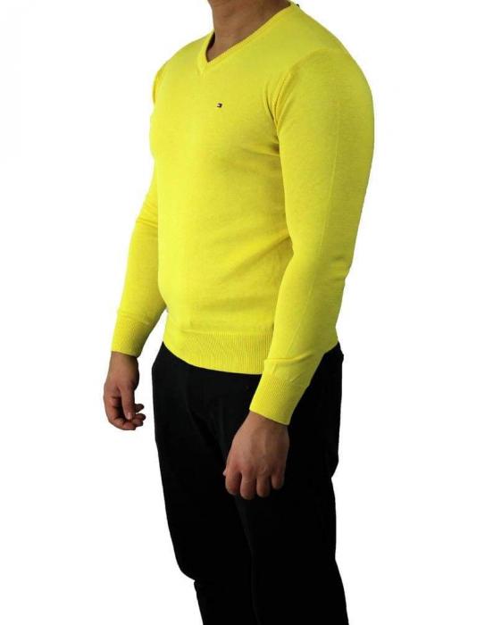 PACK 10 Tommy Hilfiger V Neck Men's Pullover 3