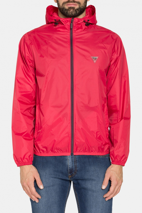 WATER RESISTANT WINDPROOF JACKETSAHARIANA JACKET 0